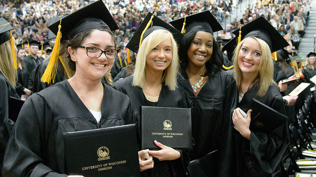 Dec. 15 midyear commencement celebrates new grads, honors past