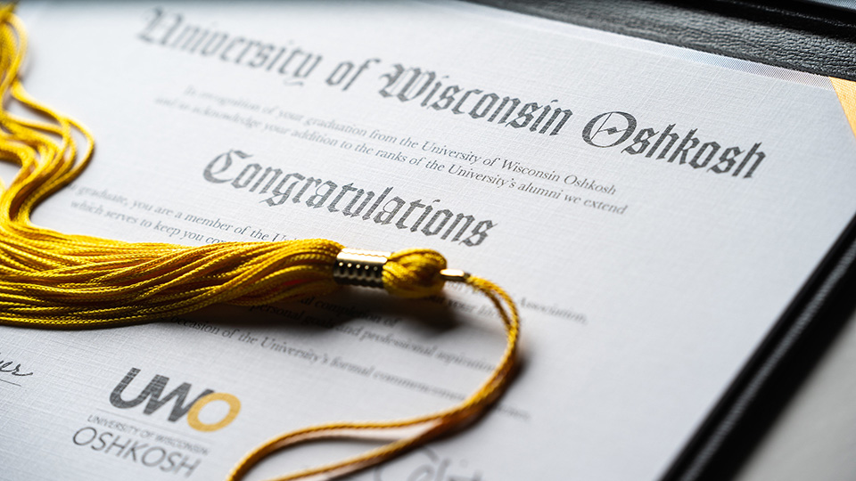 Meet the proud grads: UWO applauds the class of 2021 in online midyear commencement