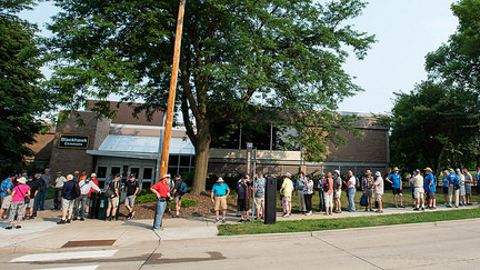 UWO welcomes AirVenture travelers to campus