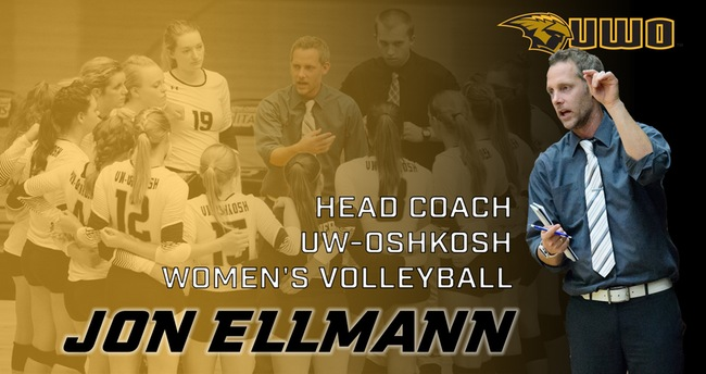 Ellmann named head women's volleyball coach