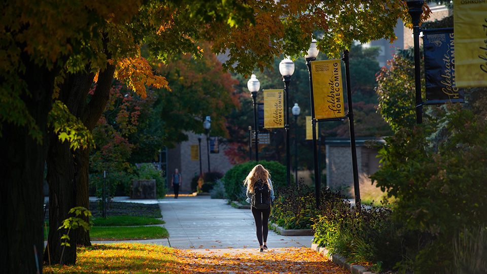Students will be back on UW Oshkosh campuses this fall