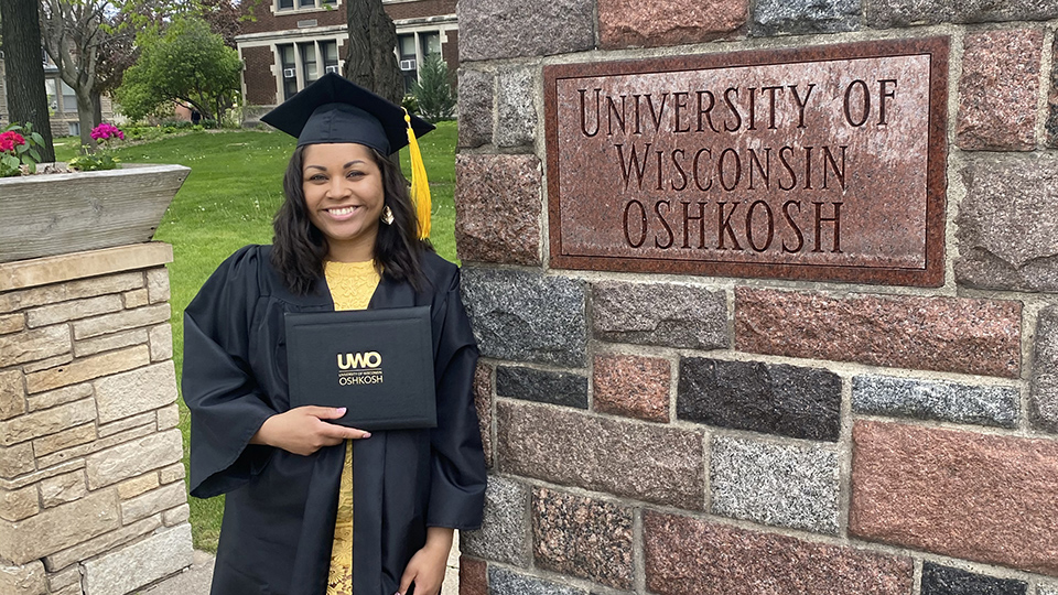 'I fell in love with it': How a spring UWO grad found her passion through sociology