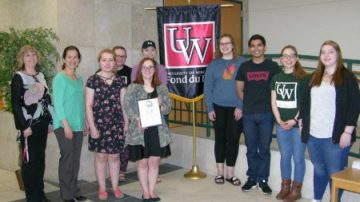 Fond du Lac campus designated Fair Trade University