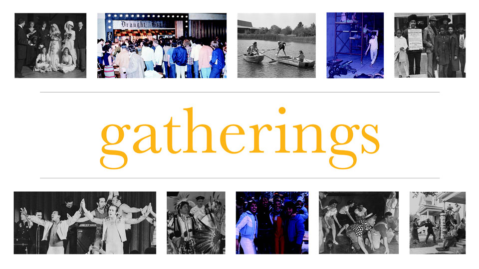 Gatherings: A look at Titans coming together over the University's 150 years