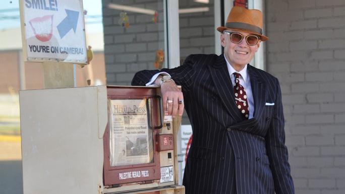 UW Oshkosh alumnus wins Pulitzer Prize at small East Texas newspaper