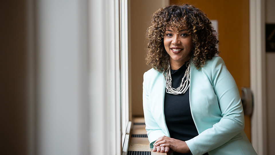 Q&A: Meet Damira Grady, who hopes to help UWO make diversity 'an action and not just a goal'