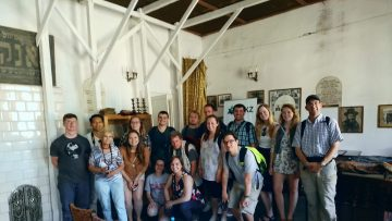 Holocaust study-abroad trip provides first-hand experience for UWO students