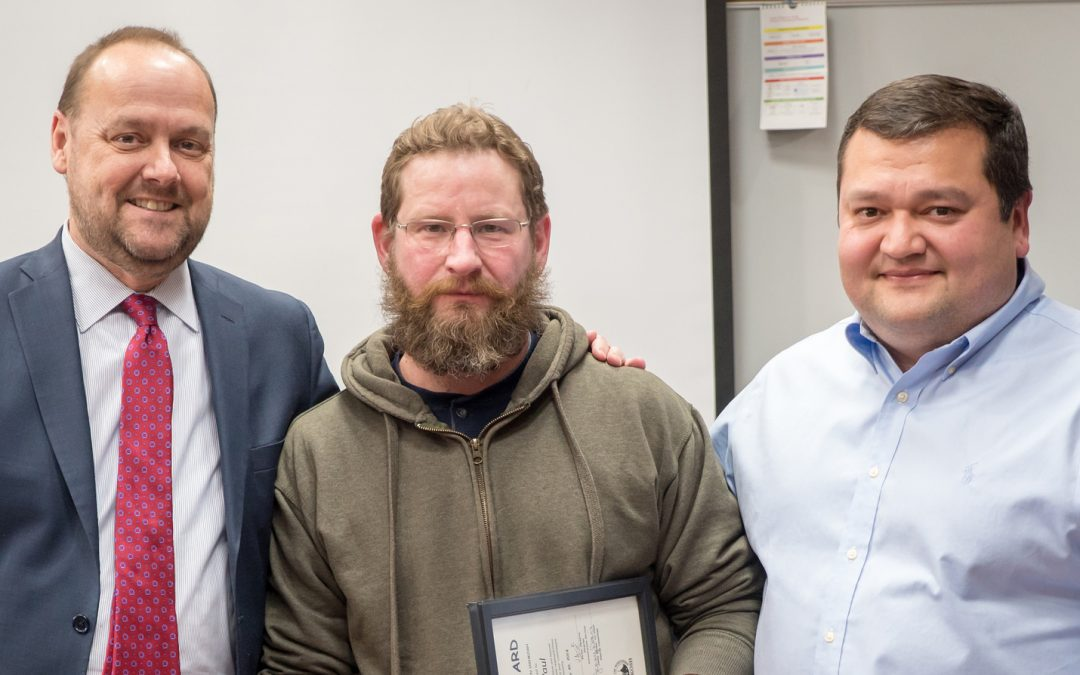 Network tech earns February STAR Award