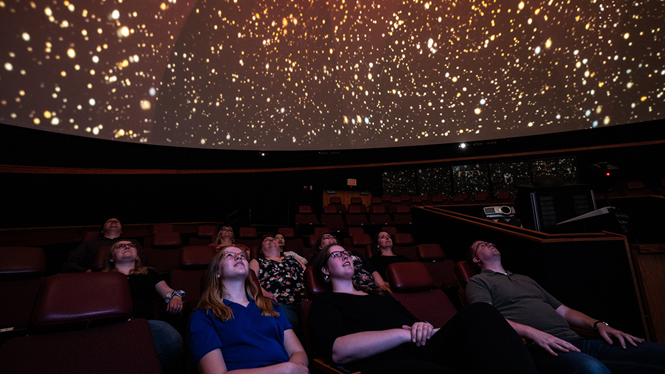 Barlow Planetarium, Weis Earth Science Museum team up on two-for-one admission