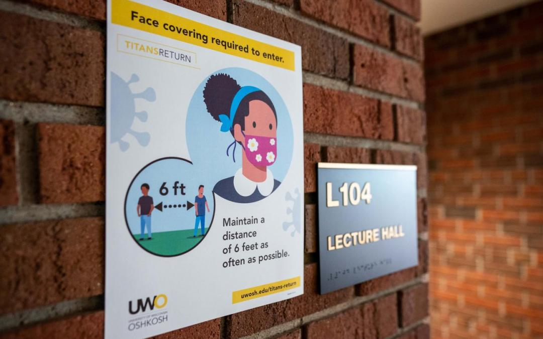 UWO fall semester focuses on safety of faculty, staff, students