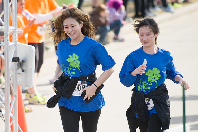 Tenth annual Shamrock Shuffle run/walk to be held at UW Oshkosh