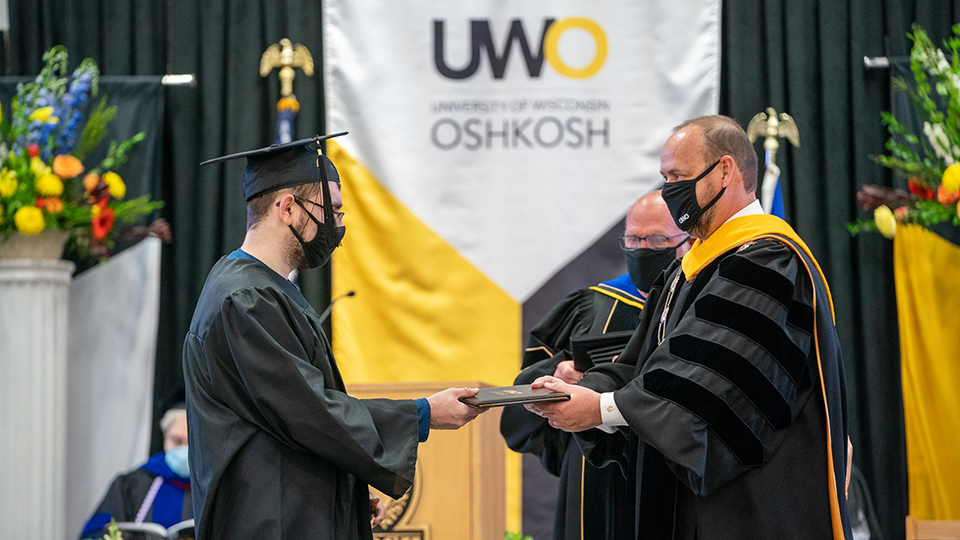Spring semester closes with historic commencement