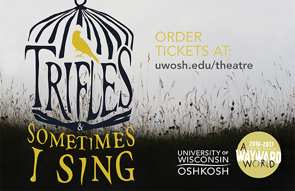 UWO theatre season opens Oct. 6