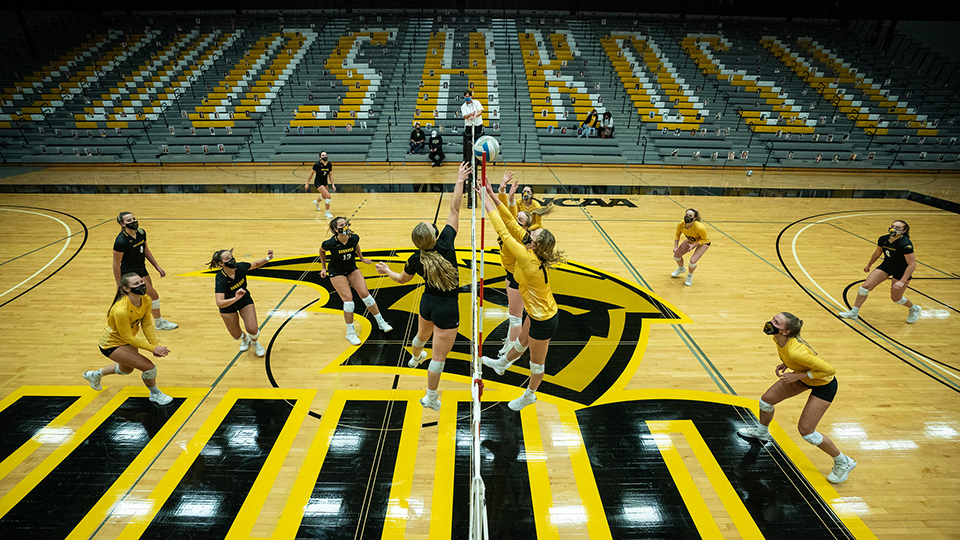 Precautions in place, Titan athletes ready to return to action