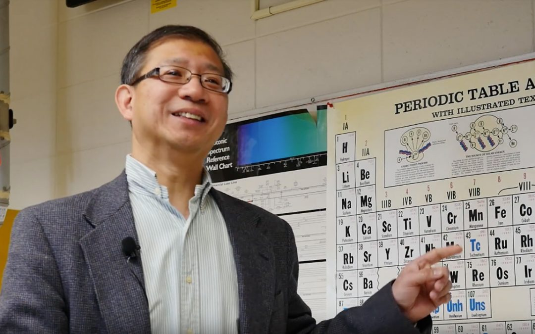 In video: UW Oshkosh faculty explain history, significance of Periodic Table