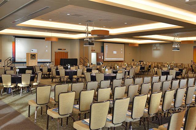 ballroom tables chairs