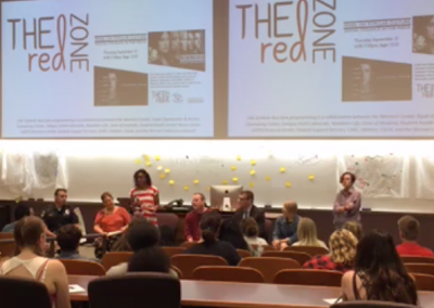 Panel on Popular Culture: Sexual Violence in the Media