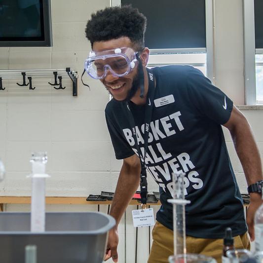 Chemistry – Secondary Education