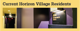 Horizon Village Sign Up Current Residents