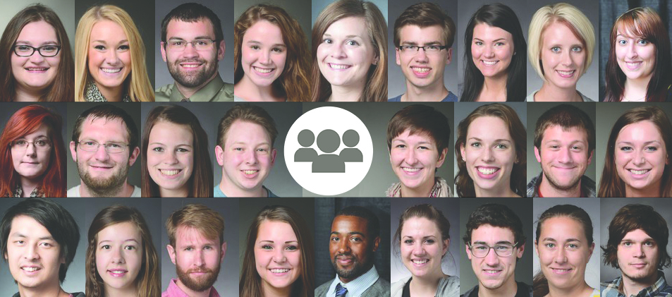 Website Card: Meet Our Staff (UWO Writing Center Staff)